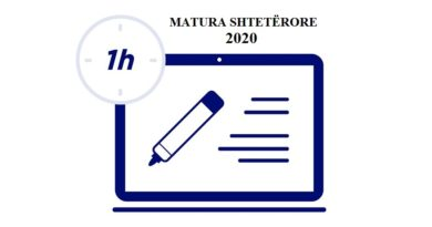 """Udhëzim nr.14, datë 18.05.2020 """"Për një ndryshim në udhëzimin nr.28 datë 12.12.2019 """"Për organizimin dhe zhvillimin e provimeve kombëtare të maturës shtetërore 2020"""""""